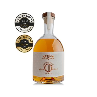 Barrel Aged Gin, London Spirits Competition 2020 Gin of the Year