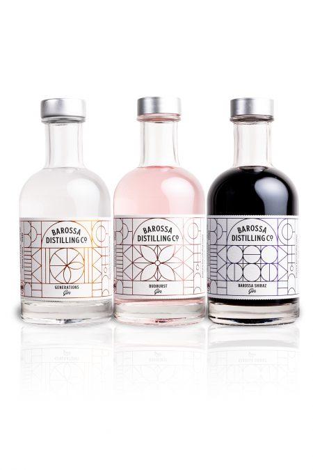 Generations, Budburst and Barossa Shiraz Gin 1